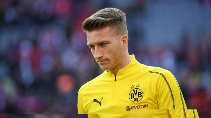 Ganz bitter für Borussia Dortmund: Zwei Spiele Sperre für BVB-Kapitän Reus. (Foto)