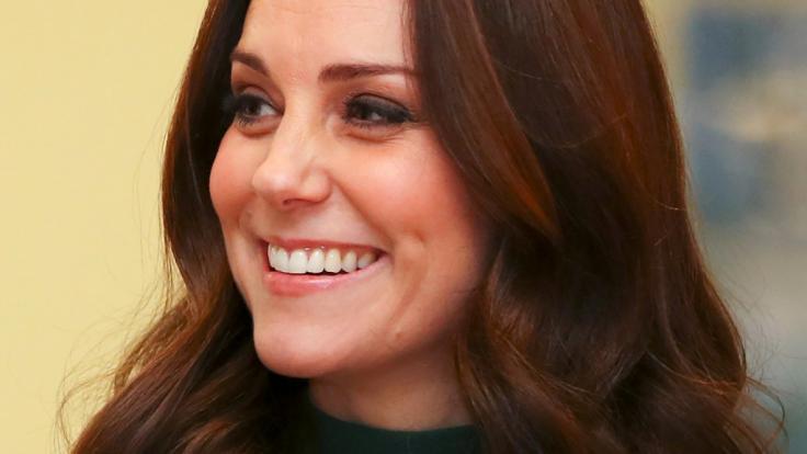 Herzogin Kate hat bereits drei Kinder.