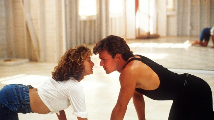 """Alle Jahre wieder: Jennifer Grey und Patrick Swayze verzaubern in """"Dirty Dancing"""". (Foto)"""