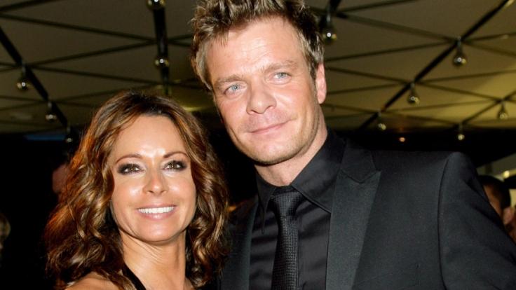 Christina Plate und Oliver Geissen sind bereits seit 2007 ein Paar. (Foto)