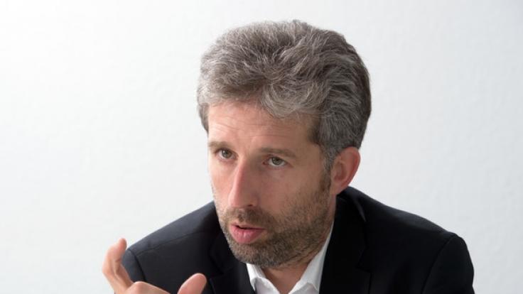 Tübingens OB Boris Palmer gibt Denkanstoß zu Diskrepanz zwischen Beamten und Normal-Verdienern.