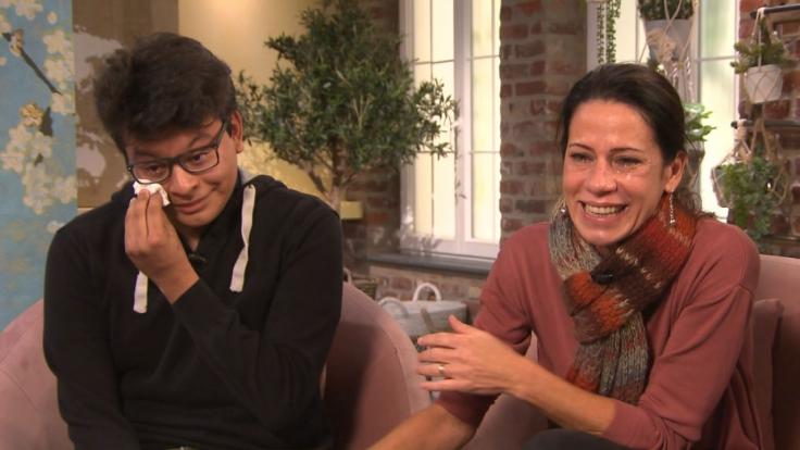 Julia Leischik sucht: Bitte melde dich bei Sat.1 (Foto)