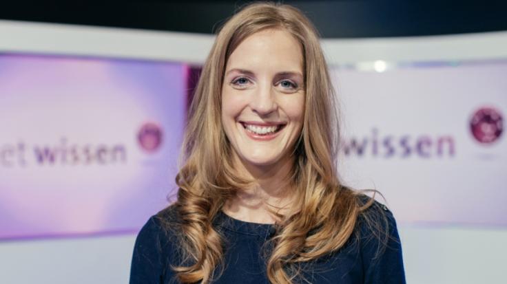 """""""Planet Wissen""""-Moderatorin Carolin Matzko vom """"Bayerischen Rundfunk"""". So tickt die Jounalistin privat. (Foto)"""