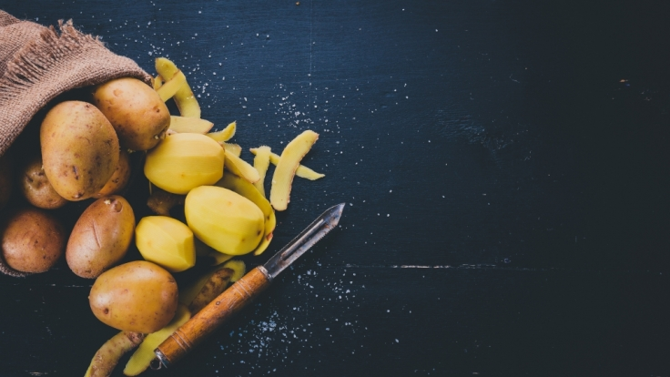 Durch einen einfachen Trick machen Kartoffeln und Co. lange satt. (Symbolfoto)
