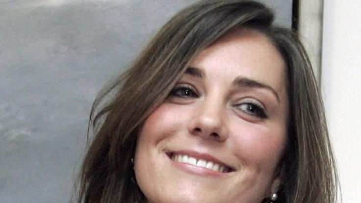 Kate Middleton, hier auf einem Foto von 2007, arbeitete vor ihrer Hochzeit mit Prinz William in einem Teilzeitjob.