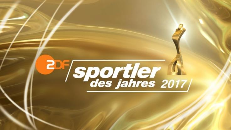 """Katrin Müller-Hohenstein und Rudi Cerne präsentieren die """"Sportler des Jahres"""" 2017. (Foto)"""