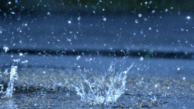 Tief Gisela droht mit Dauerregen und Orkanböen. (Foto)