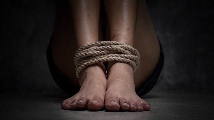 Eine 18-jährige Irakerin wurde von IS-Terroristen als Sex-Sklavin missbraucht. (Foto)