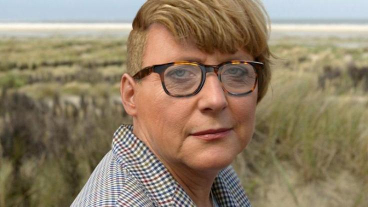 Angela Merkel im Hipster-Style: Ein Tumblr-Blog kleidet die Kanzlerin neu ein.