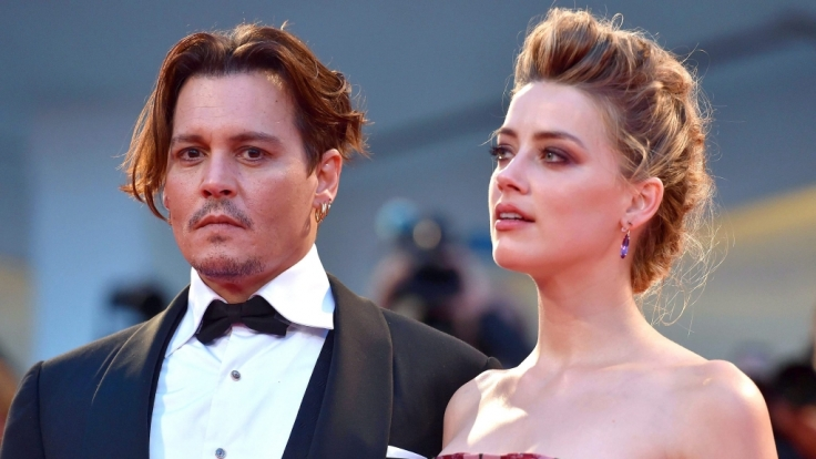 Johnny Depp und Amber Heard: Ein Bild aus gemeinsamen Tagen. (Foto)
