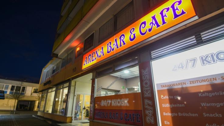 Einer der Tatorte von Hanau ist eine Shisha-Bar.