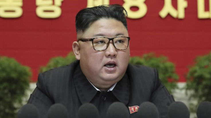 Verliert Kim Jong-un bald die Macht über Nordkorea? (Foto)