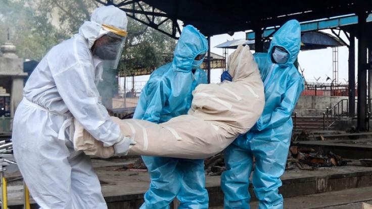 Experten zufolge könnten die Coronavirus-Todeszahlen schon bald explodieren. (Foto)