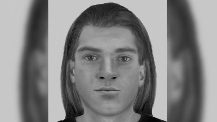 Die Polizei Nordrhein-Westfalen fahndet mithilfe dieses Phantombilds nach dem mutmaßlichen Pädophilen. (Foto)