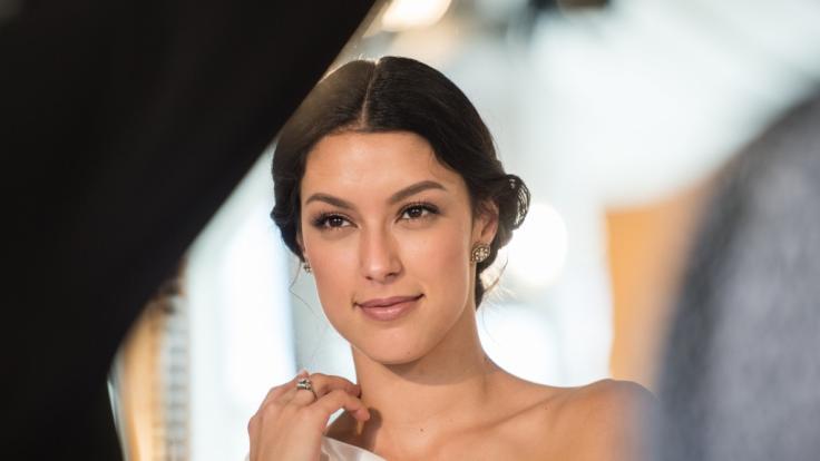Rebecca Mir zeigt sich gern von ihrer sexy Seite. (Foto)
