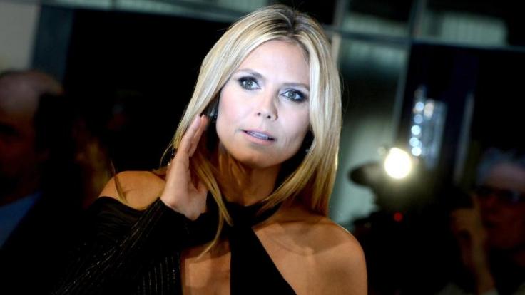 Heidi Klum: Gegen sie läuft eine Online-Petition.