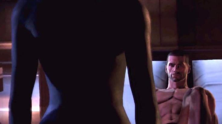 In Mass Effect 3 gibt es nicht nur gleichgeschlechtliche Liebe, sondern auch Sex mit Aliens.