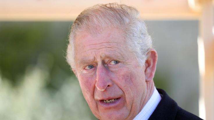 Prinz Charles dürfte die aktuellen Ereignisse vor seinem Palast mit Sorge beobachtet haben.
