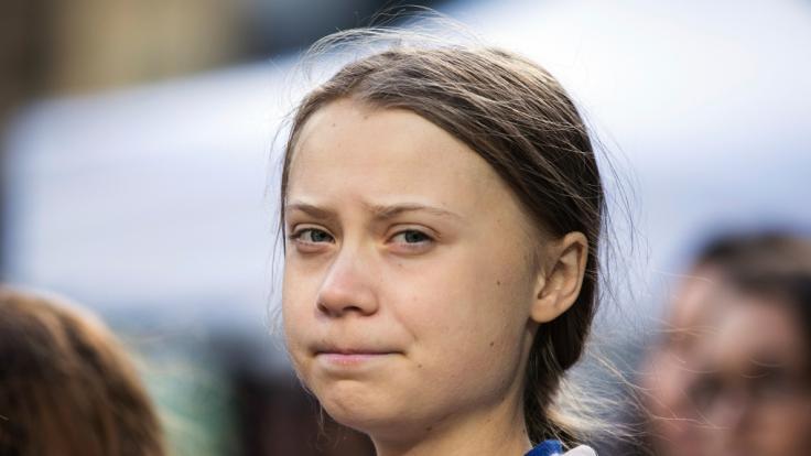 Zeigt das öminöse Video wirklich Greta Thunberg? (Foto)