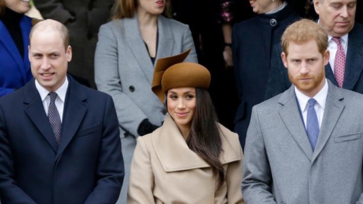 Prinz William und Meghan Markle werden wohl keine Freunde mehr. (Foto)