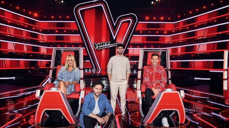 """Um die Castingshow """"The Voice of Germany"""" rankt sich das Gerücht, dass nicht alle secht ist. Stimmt das? (Foto)"""
