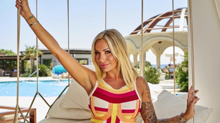 """In diesem Jahr bei """"Adam sucht Eva"""": Model und Moderatorin Gina-Lisa Lohfink (32). (Foto)"""