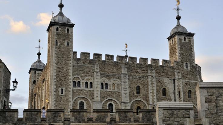 Wurde der Tower of London im 15. Jahrhundert wirklich Schauplatz eines grausamen Doppelmordes? (Foto)