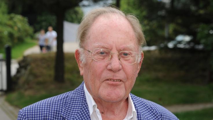NDR-Moderator Hermann Schreiber ist tot.