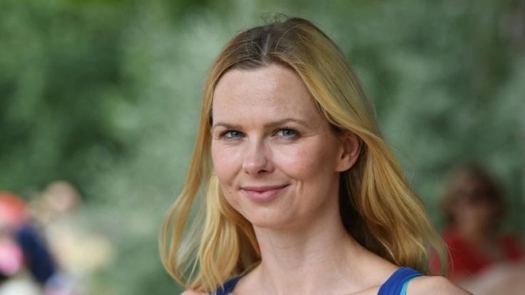 Olympia-Star Britta Steffen ist schwanger. (Foto)