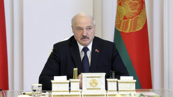 Wollte der weißrussische Präsident Lukaschenko die Olympionikin Kristina Timanowskaja entführen lassen? (Foto)