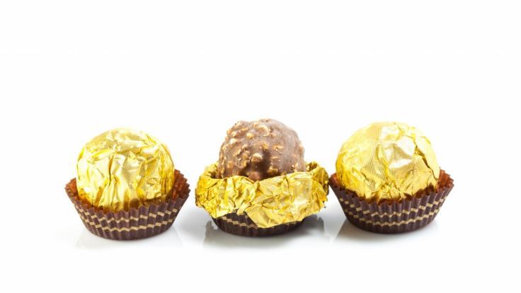 Einige Schokoladensorten legen über den Sommer eine Pause ein. (Foto)