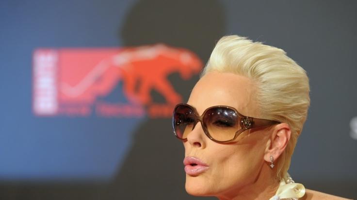Ob Brigitte Nielsen ihre Ex-Männer noch zählen kann? (Foto)