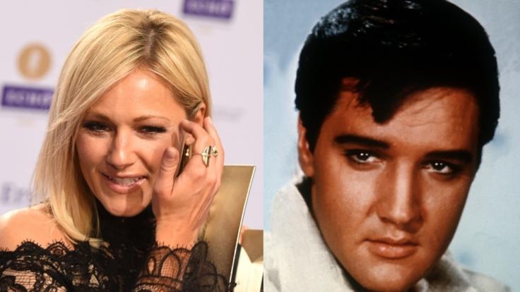 Lange mussten ihre Fans auf ein Lebenszeichen warten - und nun bekommt Helene Fischer ausgerechnet den Hass zahlreicher Elvis-Fans zu spüren. (Foto)
