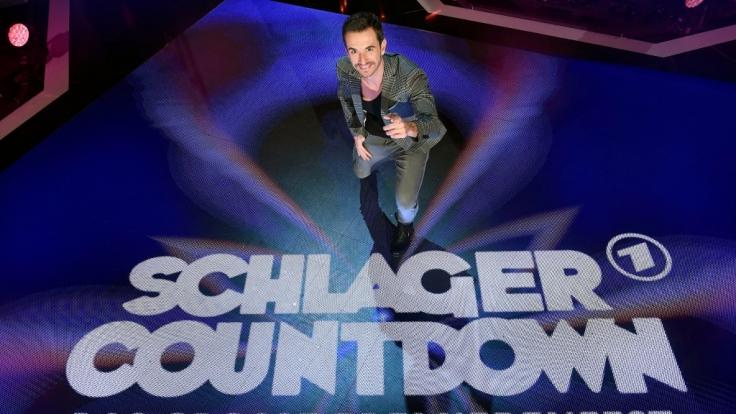 """Moderations-Allzweckwaffe Florian Silbereisen präsentiert """"Schlagercountdown - Das große Premierenfest"""" am Samstag, dem 25. März 2017, im Ersten. (Foto)"""
