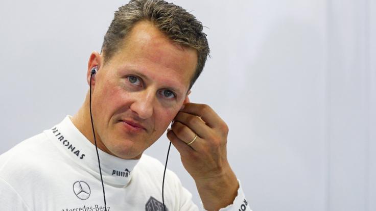 Michael Schumacher gewann der Formel-3-Titel im Jahr 1990. (Foto)