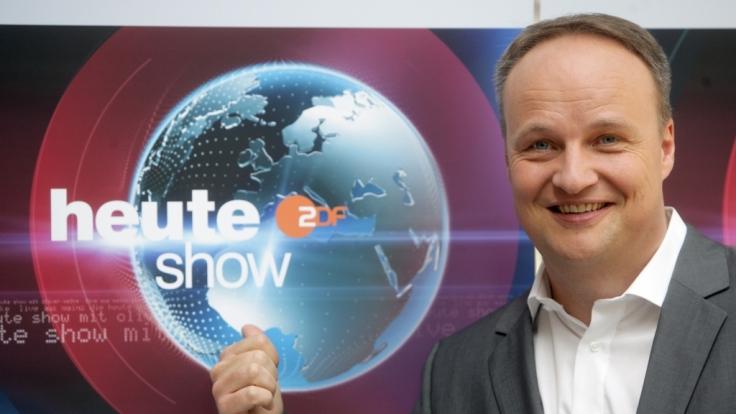 """Jeden Freitagabend moderiert Oliver Welke um 22.30 Uhr die """"heute show"""" im ZDF - außer in der Sommerpause. (Foto)"""