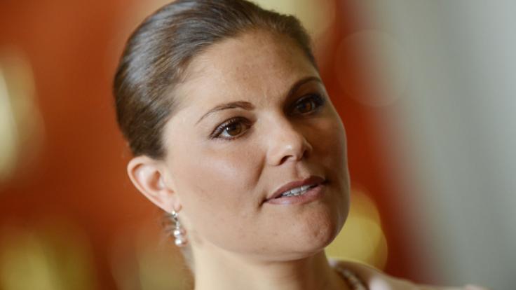 Kronprinzessin Victoria von Schweden scheint die Coronakrise heftig zuzusetzen. (Foto)