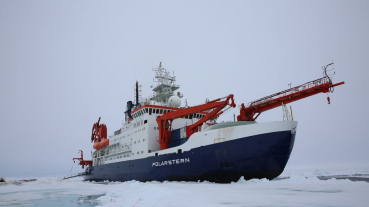 wissen aktuell: Das Eis schmilzt - Klimawandel in den Polarregionen bei 3sat (Foto)
