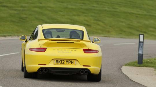 Die besten Bilder zu Porsche Assistenzsysteme: Renntechnik mit Straßenzulassung (Foto)
