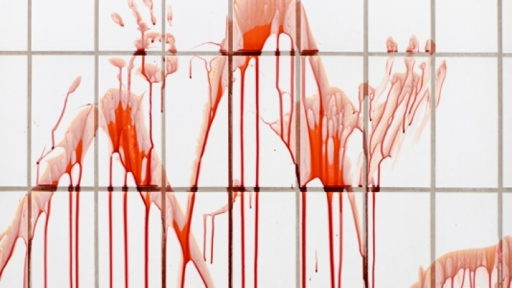 Ermittler fanden die Wohnung blutverschmiert vor (Symbolfoto). (Foto)