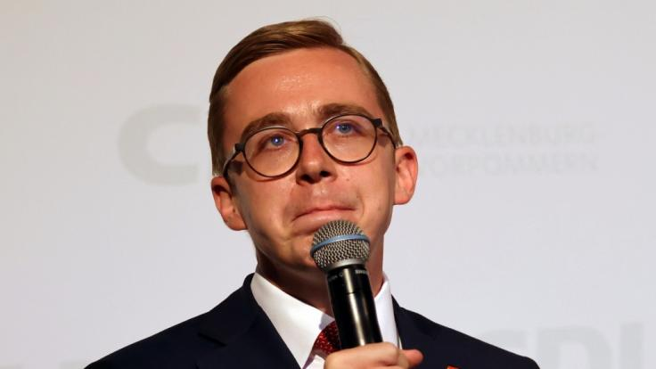 """Philipp Amthor und andere junge Politiker fordern einen """"Generationenwechsel"""" in der Union. (Foto)"""