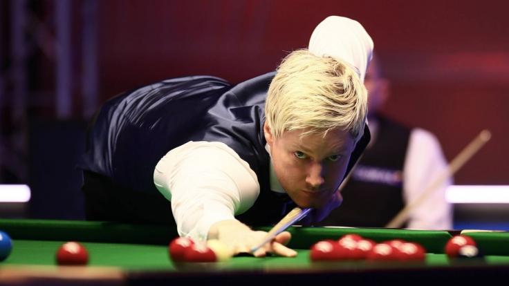 Snooker: UK Championship bei Eurosport 1 (Foto)