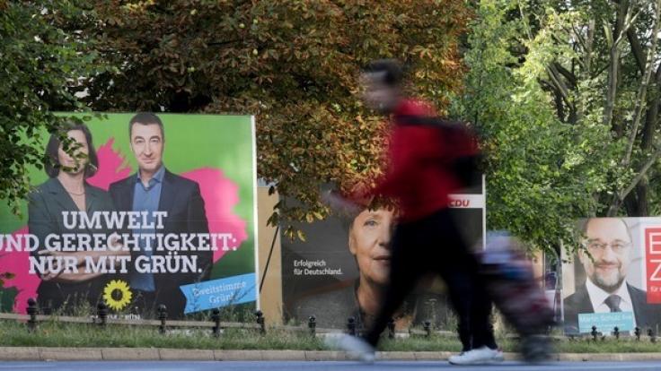 Am Sonntag kann Deutschland bis Punkt 18 Uhr einen neuen Bundestag wählen.