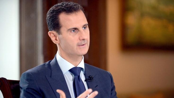 Wie geht es Assad? (Foto)