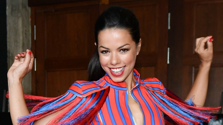 Fernanda Brandao ist nicht nur als Sängerin und Tänzerin, sondern auch als Fitnesstrainerin erfolgreich.
