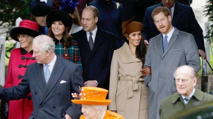 Die Royal-News der Woche im Überblick. (Foto)