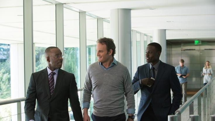 Jason Clarke in seiner Rolle als John Connor - sehr überzeugend!