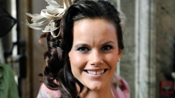 Prinzessin Sofia von Schweden sorgte zuletzt mit einer durchsichtigen Bluse für Schlagzeilen.