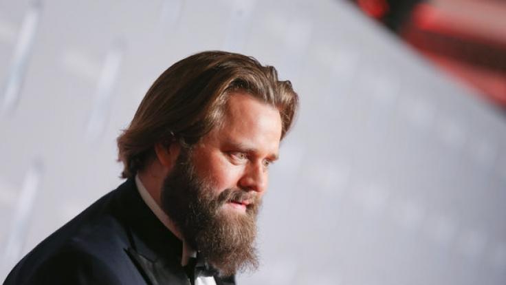 Antoine Monot, Jr bei der Verleihung des Deutschen Fernsehpreises. (Foto)