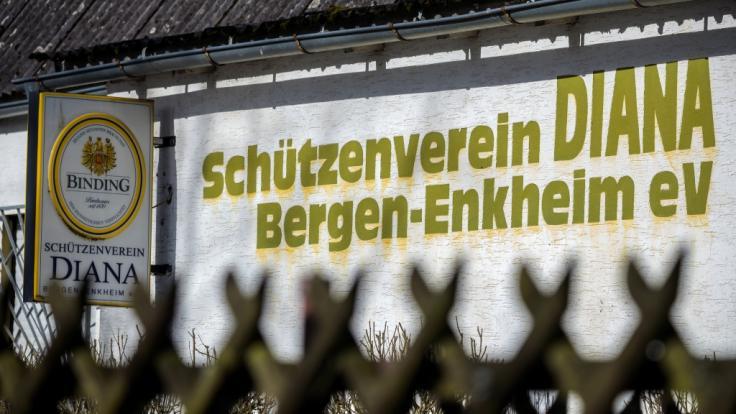 Tobias R. ist Mitglied im Schützenverein Diana Bergen-Enkheim e.V.